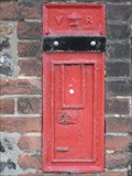 Image for Victorian Post Box 97 King Street Norwich