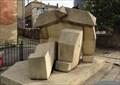 Image for Seated Man Rising - Bradford, UK