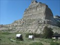 Image for Covered Wagons at Scotts Bluff National Monument, Nebraska