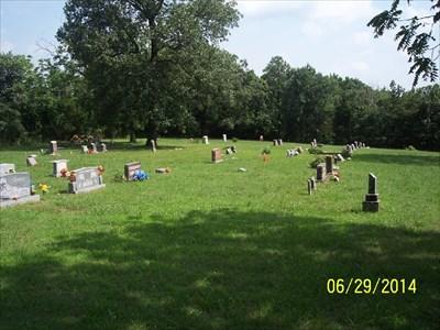 Fields Cemetery, by MountainWoods