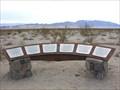 """Image for Mojave Desert """"Route 66"""" Roadside Exhibit"""
