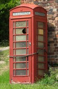 Image for Red Phone Box, rear of the old Electra Cinema, Elsecar