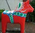Image for Kingsburg's Swedish Dala Horse
