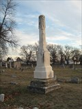 Image for Abraham Click - Woodlawn Cemetery, Terre Haute, IN