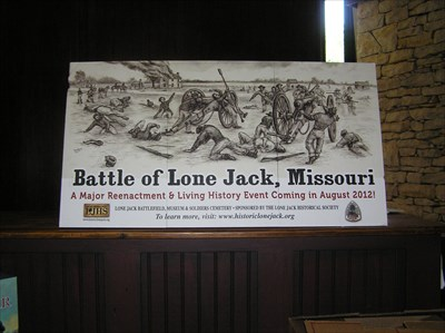 Announces 2012 reenactment event.