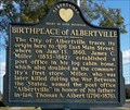 Image for Birthplace of Albertville - Albertville, AL