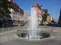 Image for Squirting Fountain Marienplatz  - Stuttgart, Germany, BW