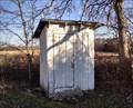 Image for Outhouse at Fairview Church - Shell Knob, MO