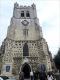 Image for Church of the Holy Cross and St Lawrence - Waltham Abbey, Essex, UK