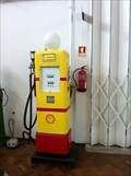 Image for Shell Pump - Gaia, Portugal