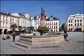 Image for St. Florian Fountain / Fontanna z figura sw. Floriana - Rynek (Cieszyn, Poland)