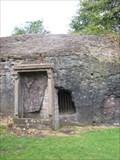Image for Roman Shrine, Park, Handbridge, Chester, Cheshire, England, UK