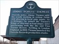 "Image for Jimmy ""Popeye"" Thomas - Osceola AR"