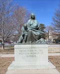 Image for Monument to the Pioneer Women of Kansas -- Topeka KS