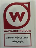 Image for strummin_along's Waymarking sticker & pin