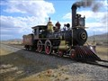 Image for The No. 119 Steam Locomotive - Golden Spike National Historic Site, Promontory, Utah