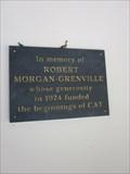 Image for Robert Morgan-Grenville - Visitor Entrance, CAT, Corris, Gwynedd, Wales, UK