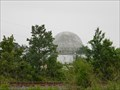 Image for Radar Dome, Texarkana Airport grounds, Texarkana, AR