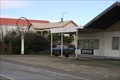 Image for An old petrol station — Fairfax, New Zealand