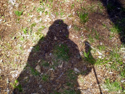 just me, hiking, waymarking, & caching