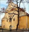 Image for Kostel Obrácení sv. Pavla / Church of St. Paul's Conversion (Brandýs nad Labem)