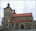 Image for Basilica of St. Stephen in Kourim / Bazilika Sv. Stepána v Kourimi (Czech Republic)