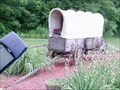 Image for Covered Wagon in the Country.