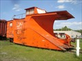 Image for CNR Snowplow #55400 - Smiths Falls, Ontario