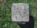 Image for Battery B, 1st New York Artillery Left & Right Flank Markers - Gettysburg, PA