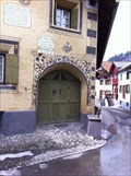 Image for Traditional House Entrance - Bergün, GR, Switzerland