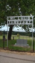 Image for McLoud Cemetery - McLoud, Oklahoma