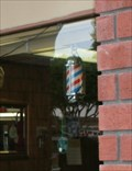 Image for THE WOODEN INDIAN  Barber Shop - Old Town Tustin, CA **
