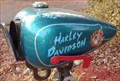Image for Harley Davidson Gas Tank Mailbox  -  Windham, NH
