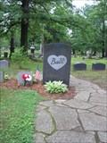 Image for Lucille Ball, Lakeview Cemetery, Jamestown N.Y.