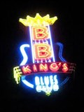 Image for BB Kings Blues Club - Artistic Neon - Orlando, Florida, USA.