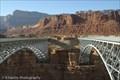 Image for Navajo Bridge - AZ American Guide - Marble Canyon, AZ