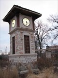 Image for Fredenhagen Park Clock - Naperville, Illinois