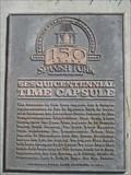 Image for Spanish Fork, Utah Sesquicentennial Time Capsule
