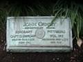 Image for John Orsmby- Pittsburgh, Pennsylvania