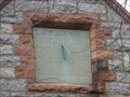 Image for Sundial Clock - Public Library - Swansea MA