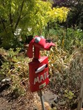 Image for Dog mailbox - Pascoe Vale, Victoria, Australia