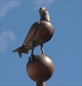 Image for Seagull On A Pole - Southport, UK