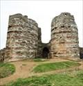 Image for Yoros Castle ruins, Turkey