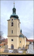 Image for Church of St. Lucas in Drínov / Kostel Sv. Lukáše v Drínove - Zlonice (Central Bohemia)