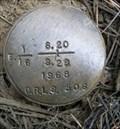 Image for T14S R10E S20 29 E 1/16 COR - Deschutes County, OR