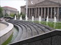 Image for Fountains at the Naval Memorial
