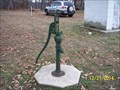 Image for Hand-Operated Pump at Dry Valley School - western Lawrence Co, MO