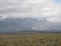 Image for Unnamed Tetons Overlook - Wyoming