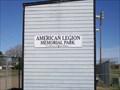 Image for American Legion Field, Mobridge, South Dakota