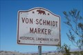 Image for Von Schmidt State Boundary Monument